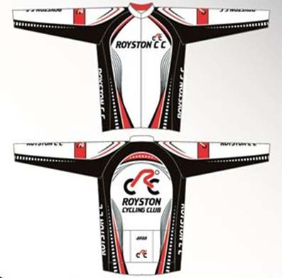 Long-sleeve jersey (White)
